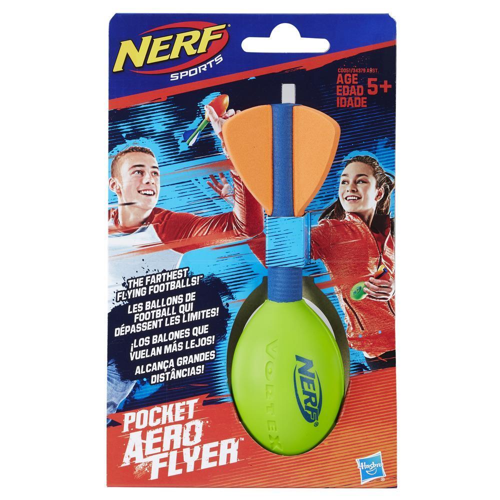 Nerf Sports Pocket Aero Flyer (Green)