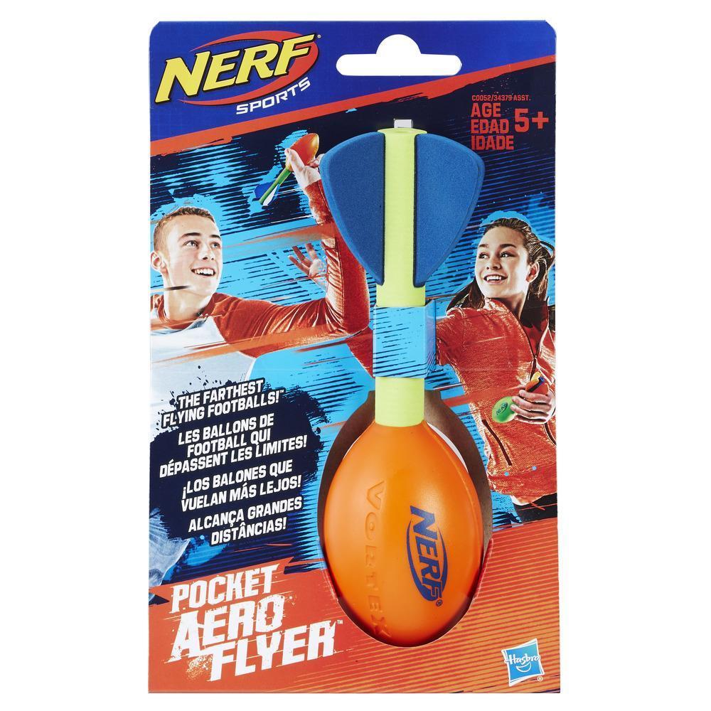 Nerf Sports Pocket Aero Flyer (Orange)