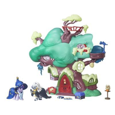 My Little Pony Colección La magia de la amistad - Juego La Biblioteca de Twilight Sparkle
