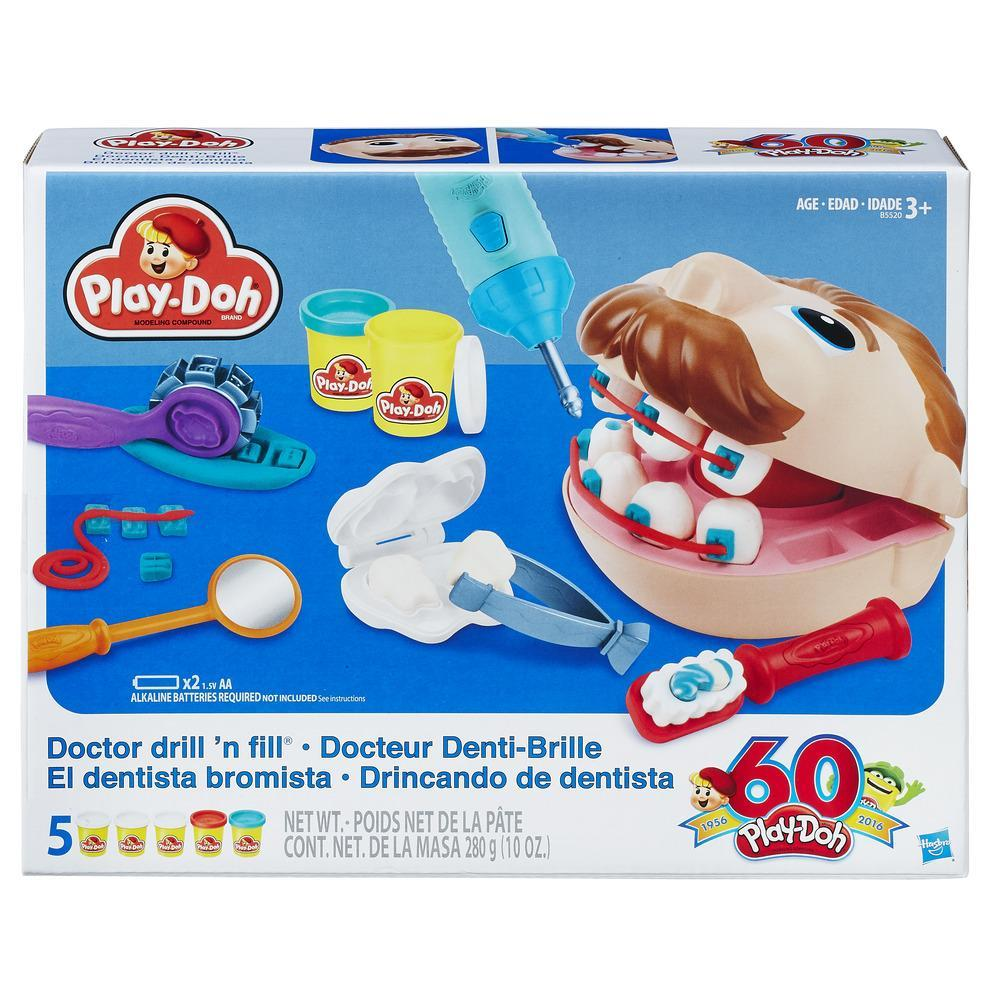 Play-Doh El dentista bromista (Empaque retro)