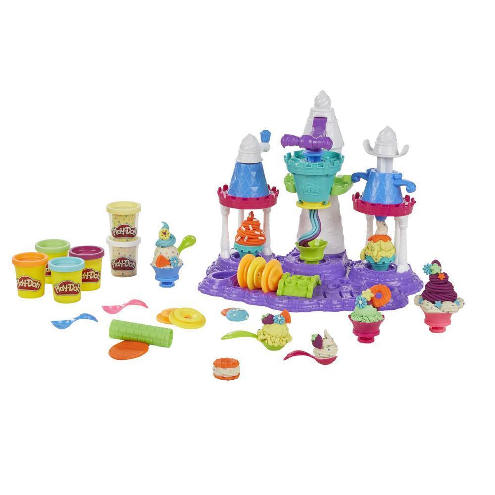 Play-Doh Castillo de helados