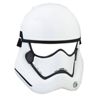 Star Wars: Los últimos Jedi - Máscara de soldado de asalto de la Primera Orden