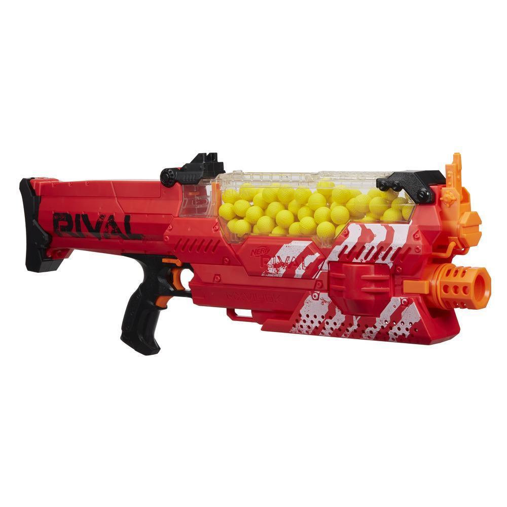 Nerf Rival Nemesis MXVII-10K rojo