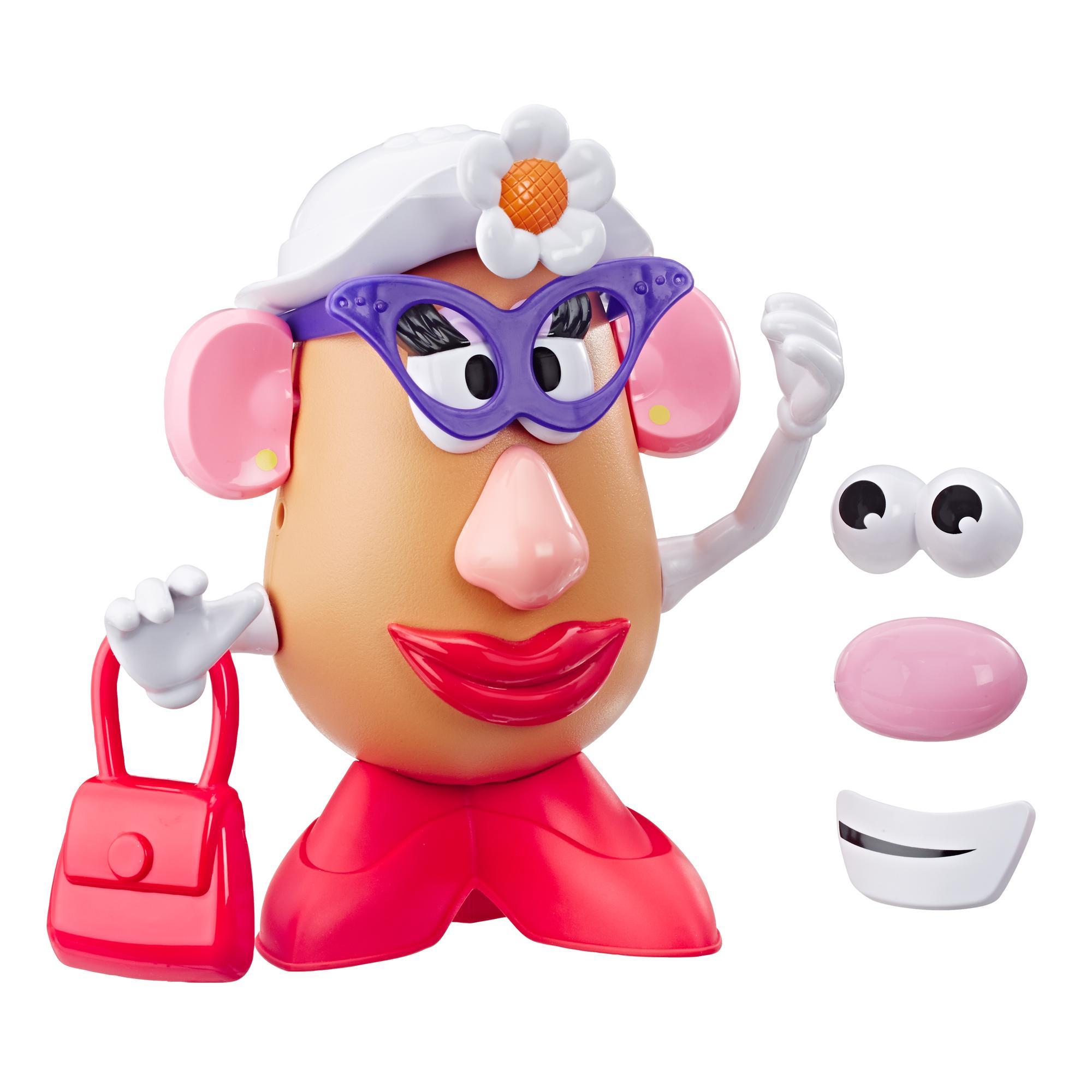 Mr. Potato Head Disney/Pixar - Figura clásica de la Sra. Cara de Papa