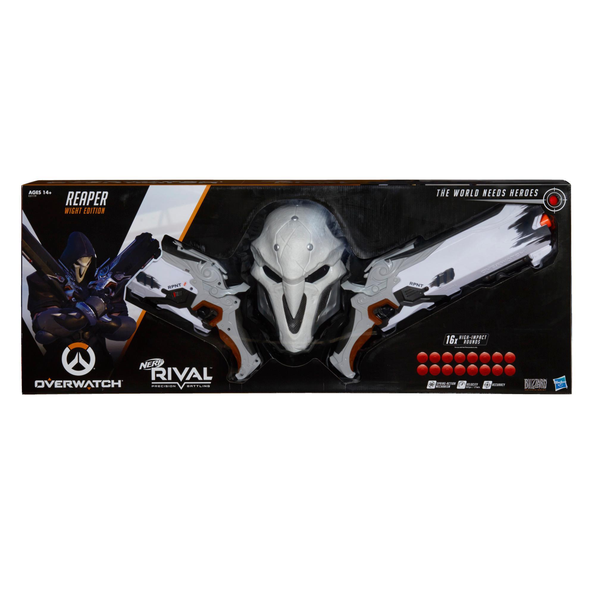 Overwatch Reaper (edición Criatura) Empaque de colección