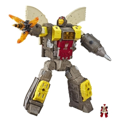 Juguetes Transformers Generations War for Cybertron Titan WFC-S29 - Figura de acción Omega Supreme Product