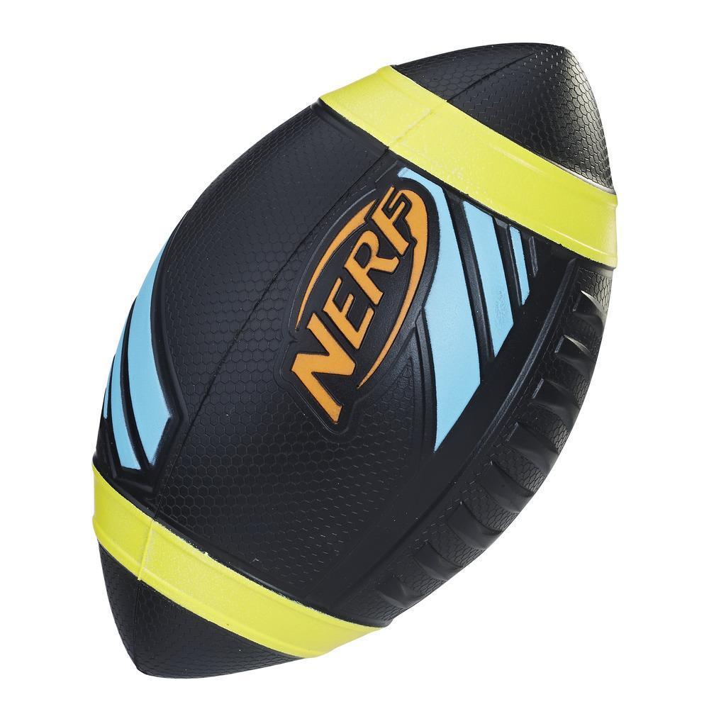 Nerf Sports - Balón de fútbol americano Pro Grip (negro)