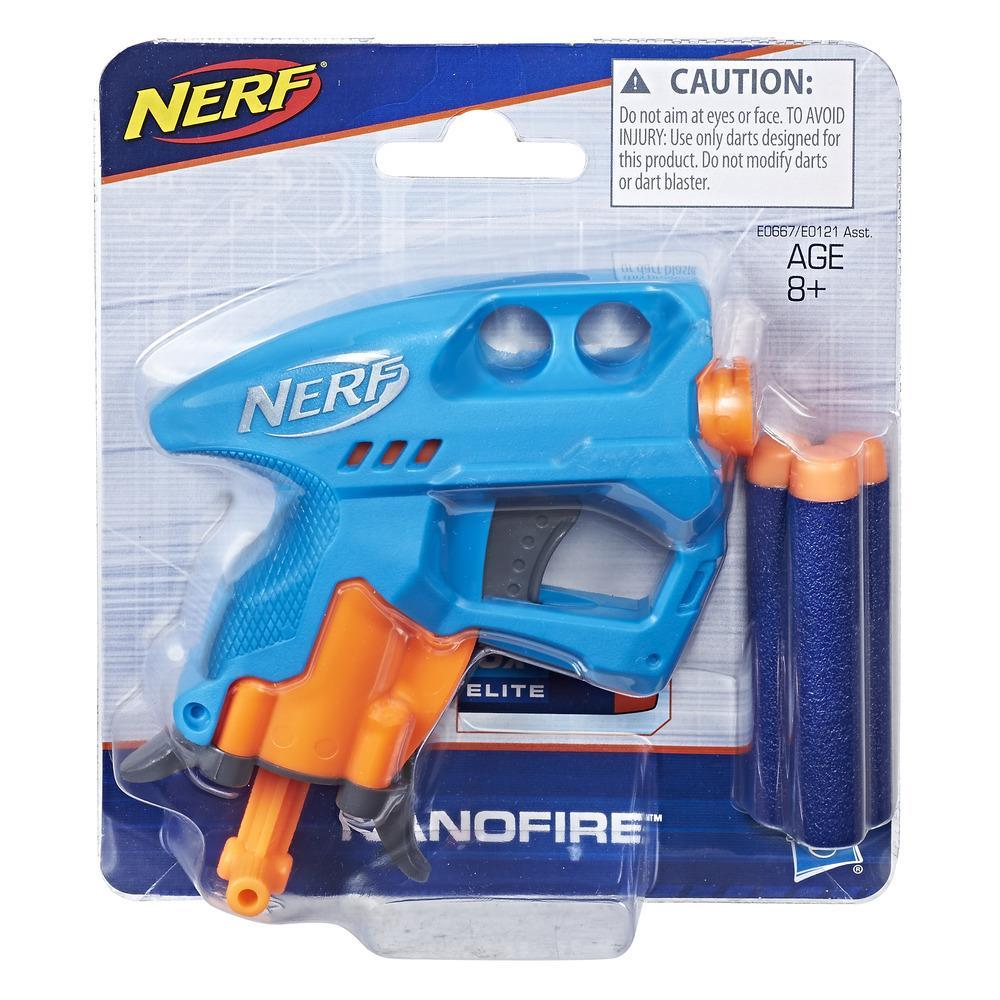 Nerf N-Strike NanoFire (azul)
