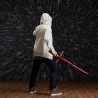 Star Wars Bladebuilders - Kylo Ren - Sable de luz electrónico de lujo