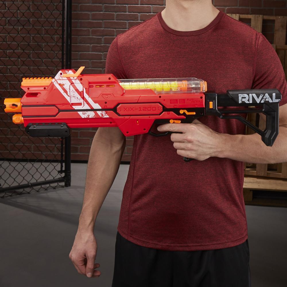 Nerf Rival Hypnos XIX-1200 (rojo)