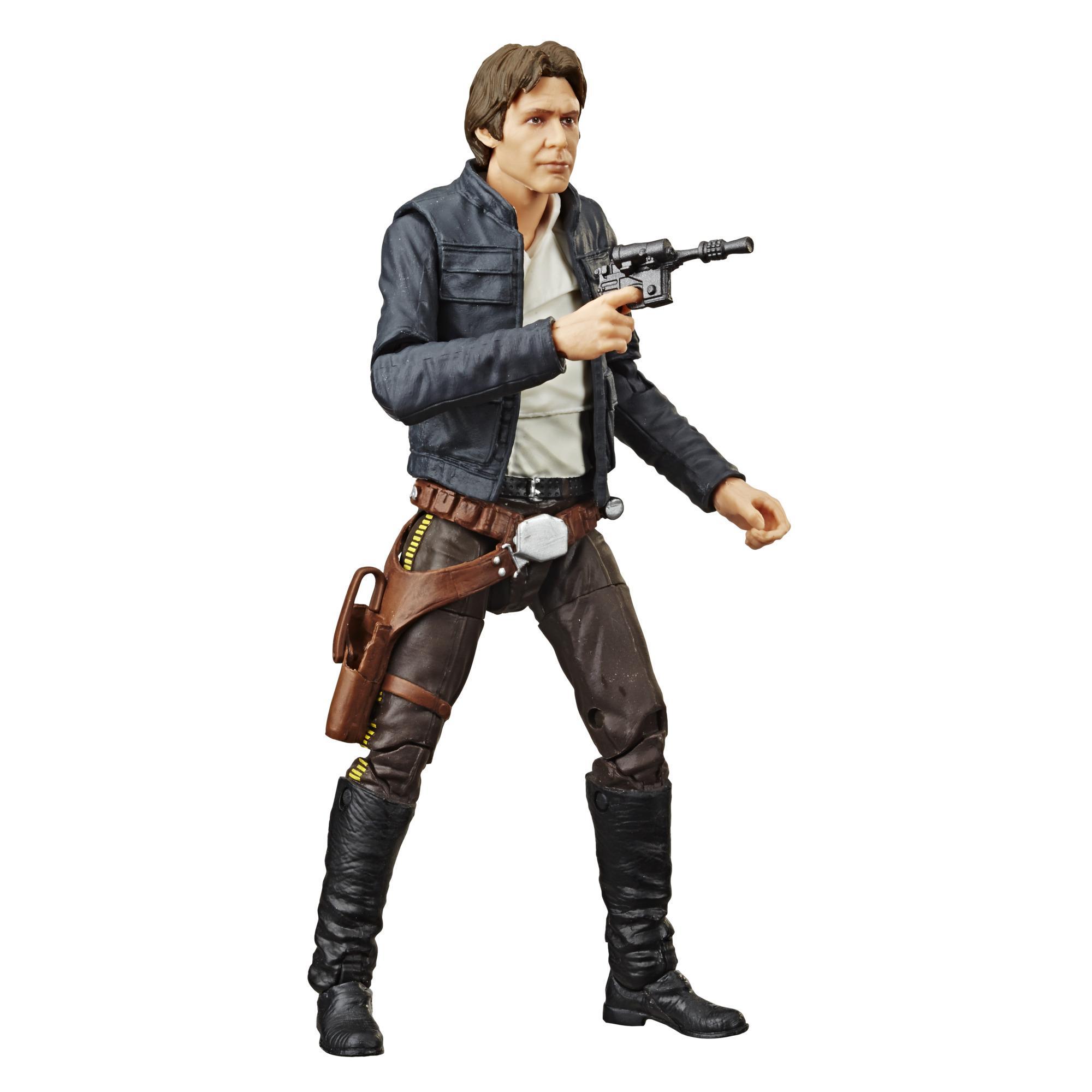 Star Wars The Black Series - Han Solo (Bespin) a escala de 15 cm - Star Wars: El Imperio contraataca - 40.º aniversario