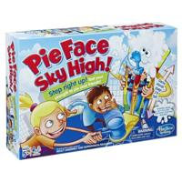 Juego Pie Face Sky High