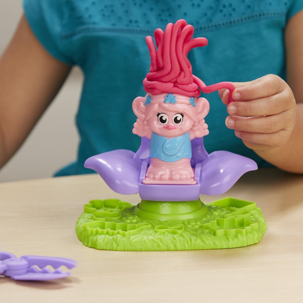 Play-Doh Dreamworks Trolls - Salón de peinados