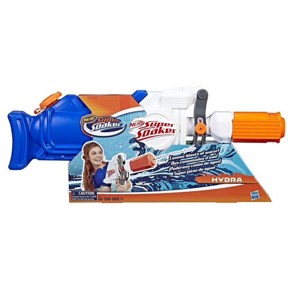 Lanzador de agua Super Soaker Hydra