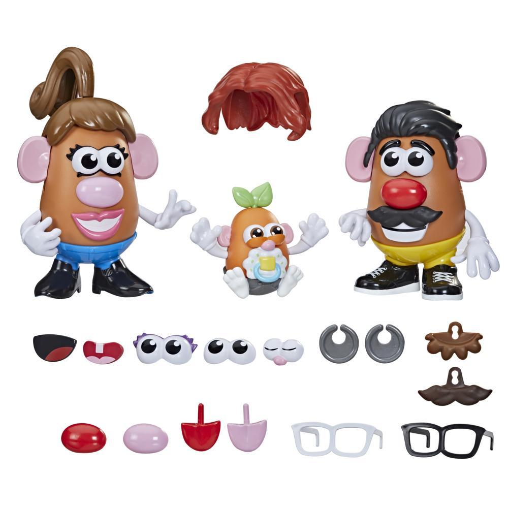 Mr. Potato Head - Crea tu familia Potato Head