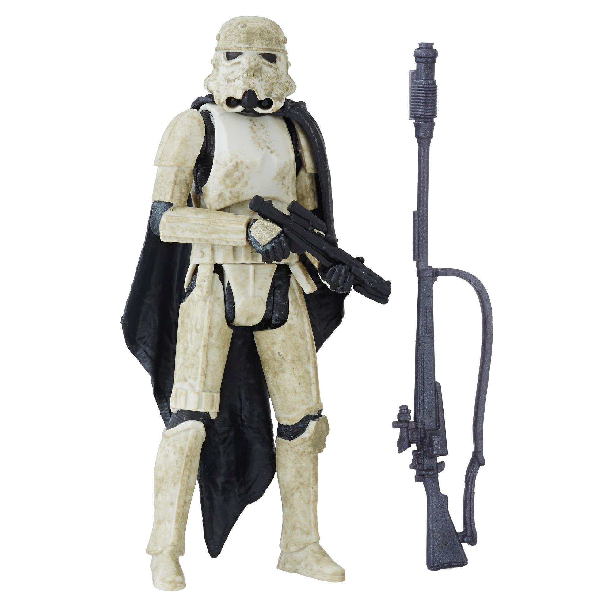 Star Wars Force Link 2.0 - Figura de Stormtrooper (Mimban)