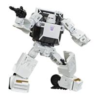 Transformers Generations War for Cybertron: Earthrise - Figura WFC-E37 Runamuck - 14 cm - Edad: 8+