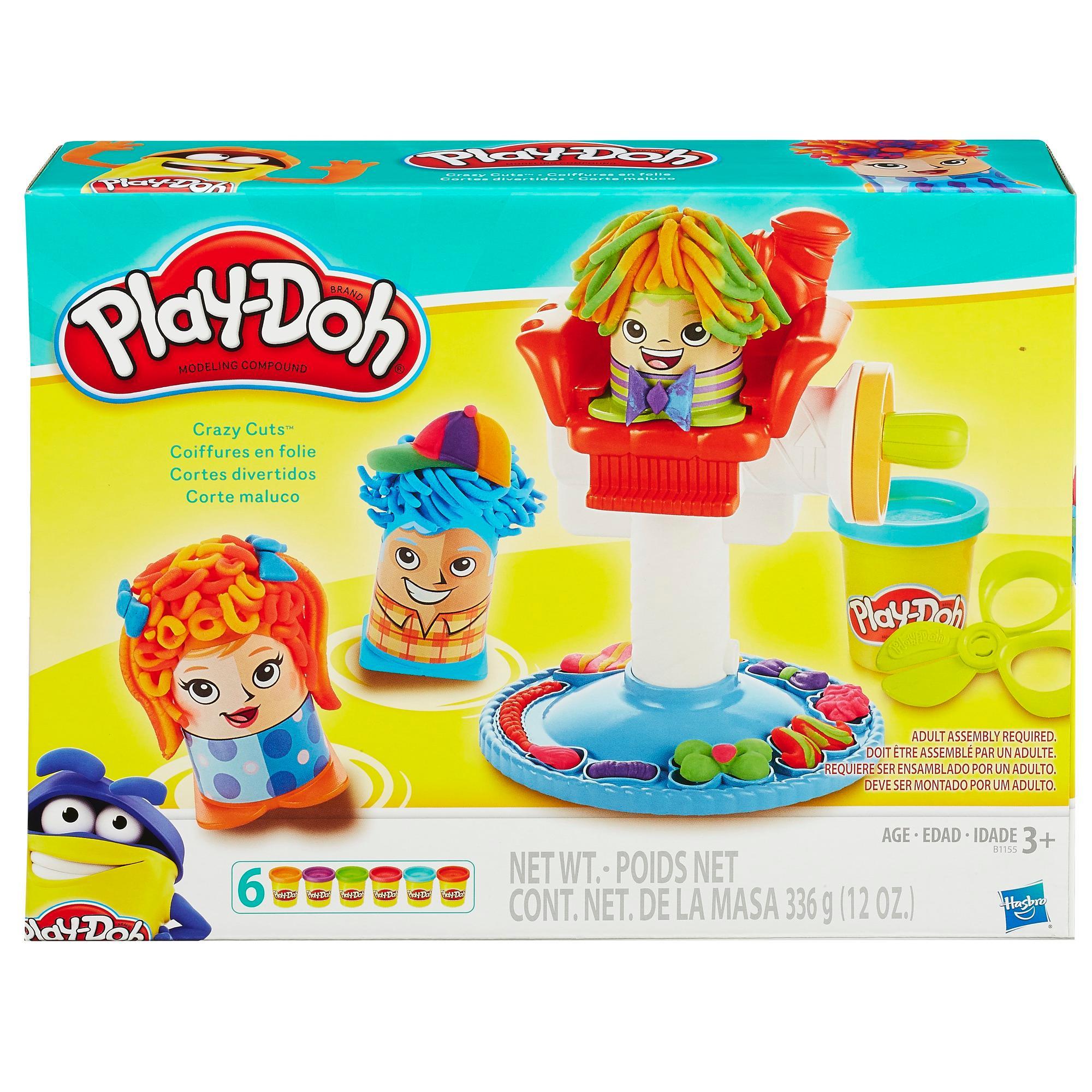 Cortes divertidos Play-Doh
