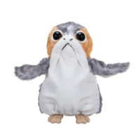 Star Wars: The Last Jedi - Porg - Peluche electrónico