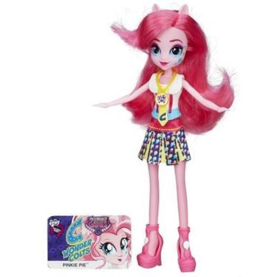 Muñeca My Little Pony Equestria Girls Pinkie Pie Friendship Games