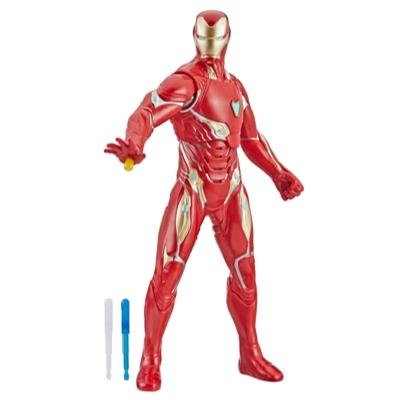 Marvel Avengers - Avengers: Endgame Iron Man Rayo Repulsor - Figura de 33 cm