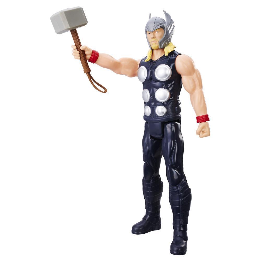 Marvel Titan Hero Series - Figura de Thor de 30 cm