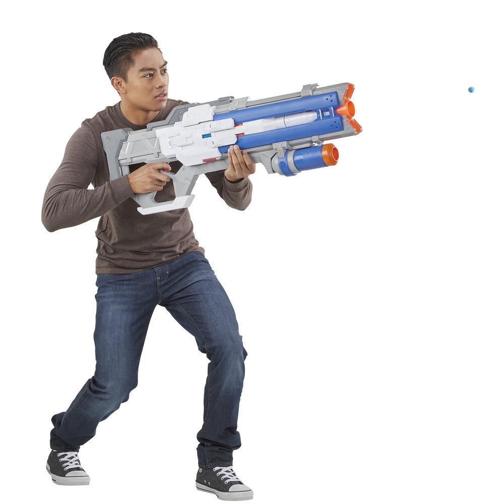 Lanzador Nerf Rival Overwatch de Soldado: 76