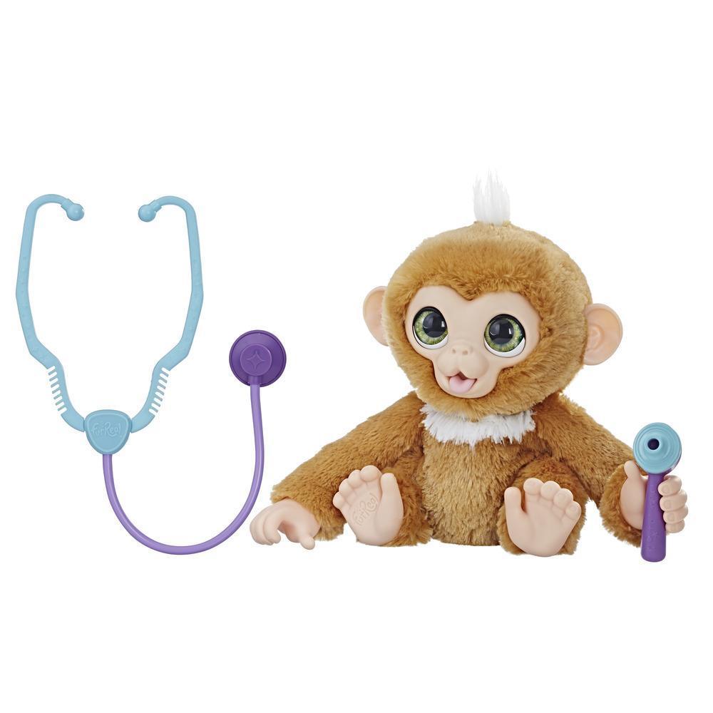 furReal Zandi visita al doctor