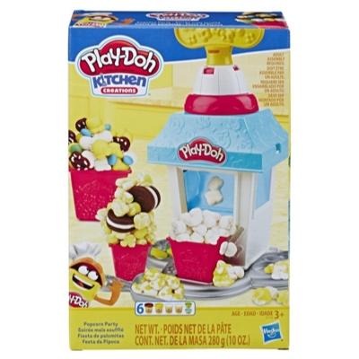 Play-Doh Kitchen Creations - Fiesta de palomitas