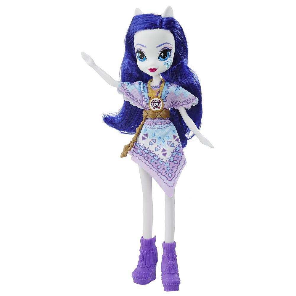 My Little Pony Equestria Girls Legend of Everfree - Muñeca de Rarity