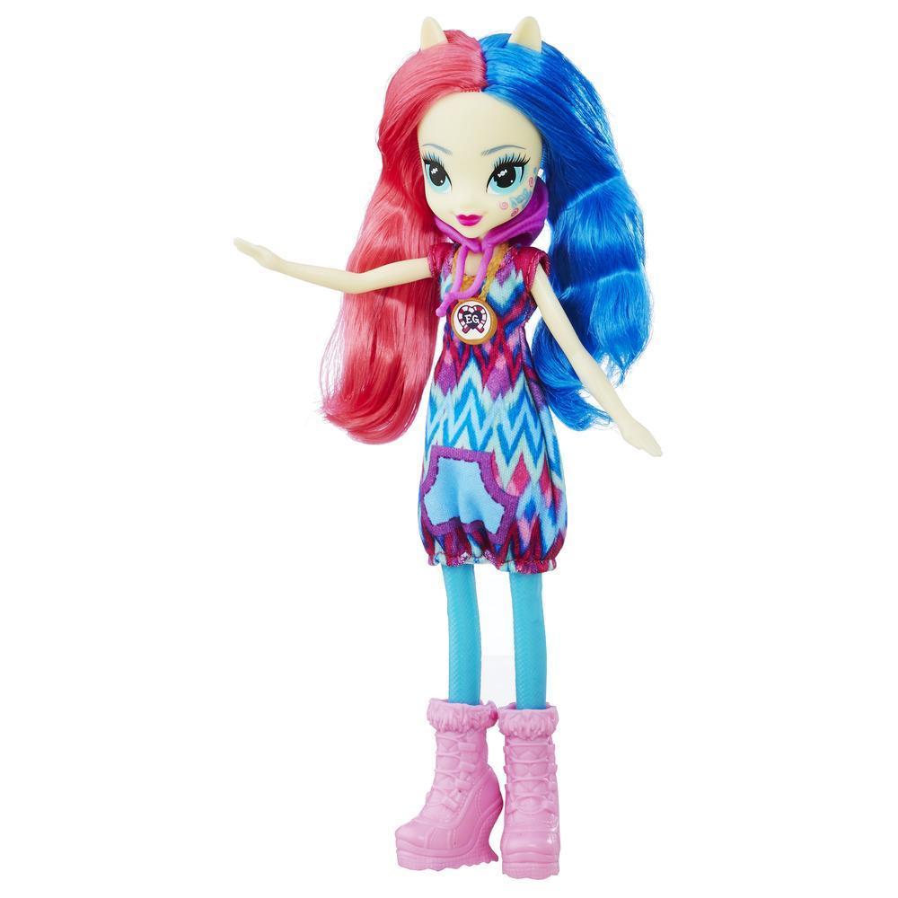 My Little Pony Equestria Girls Legend of Everfree - Muñeca de Sweetie Drops