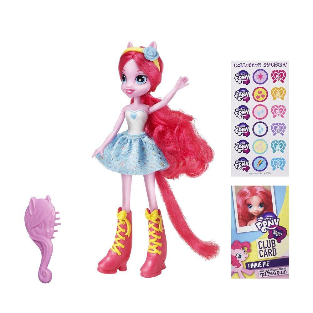 MLP Equestria Girls, Pinkie Pie