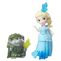 Disney Frozen Little Kingdom Elsa and Grand Pabbie