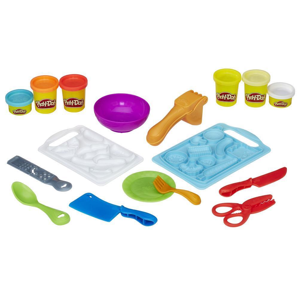 Play-Doh Kitchen Creations - Cortes de Chef