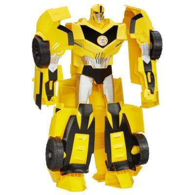 Figura de Súper Bumblebee Transformers Robots in Disguise