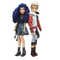 Paquete doble, Evie y Carlos de Disney Descendants