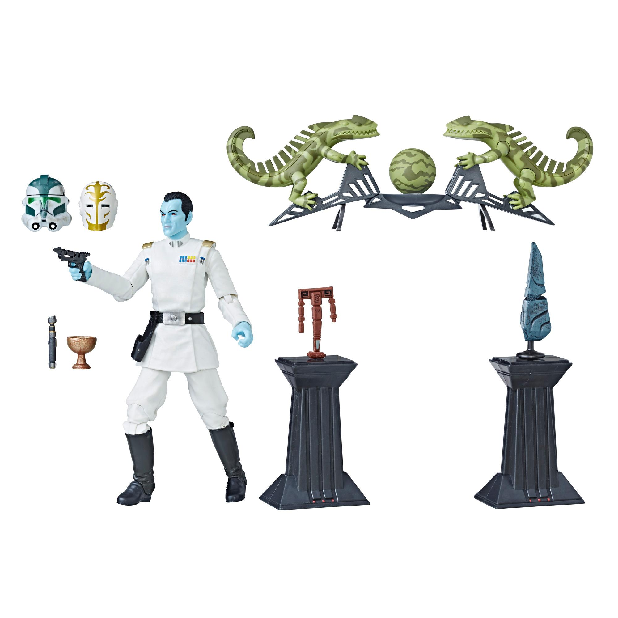 Star Wars The Black Series – Gran almirante Thrawn
