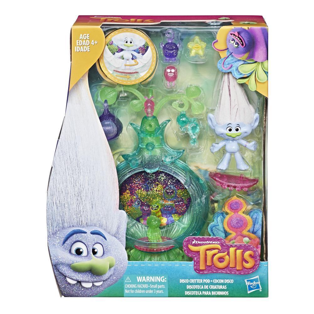 DreamWorks Trolls Discoteca de criaturas