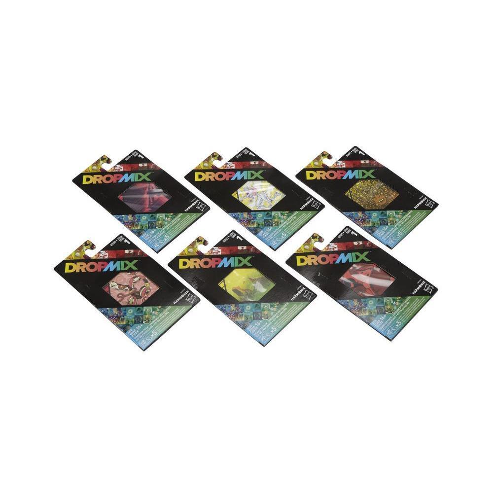 DropMix Kit de canciones - 30 tarjetas - Serie completa 1