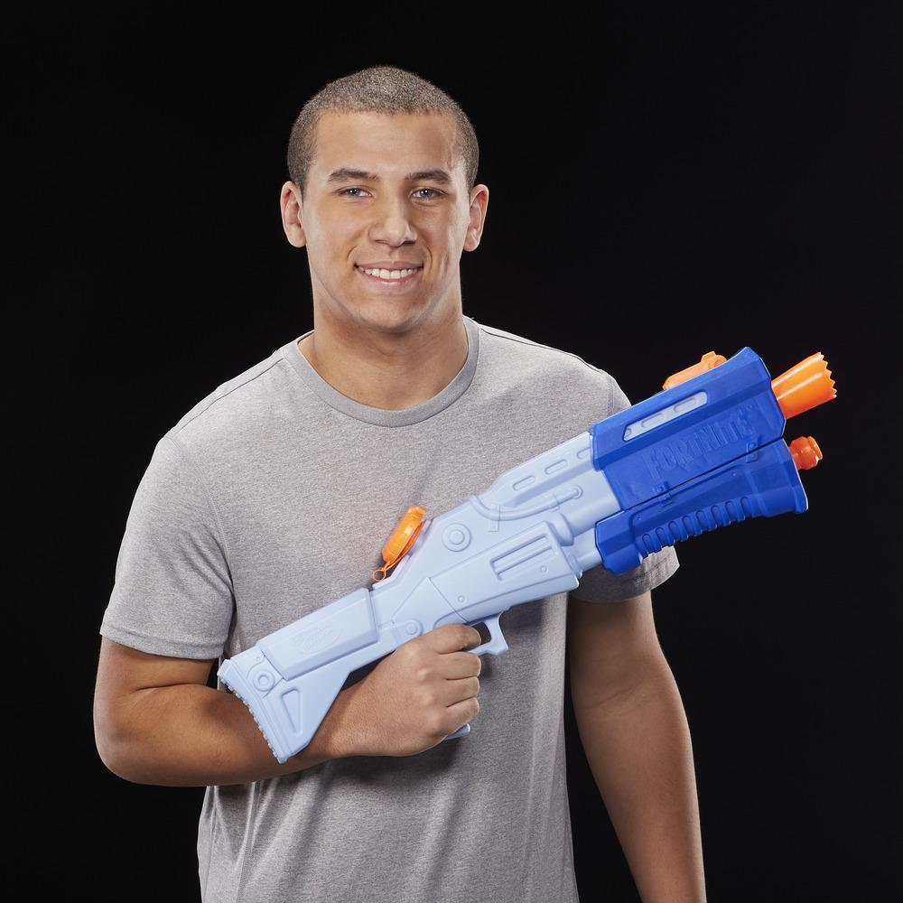 Lanzador de agua de juguete Fortnite TS-R Nerf Super Soaker