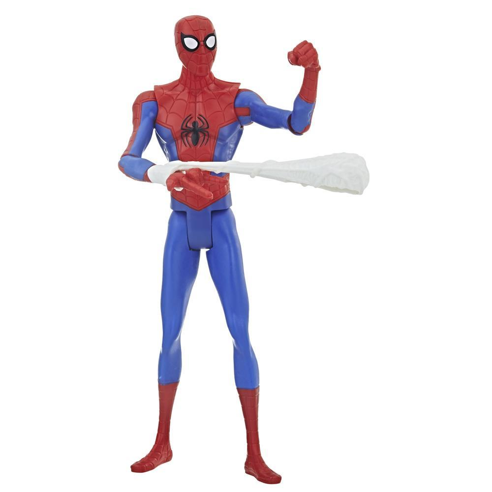 Spider-Man Into the Spider-Verse - Figura de Spider-Man de 15 cm