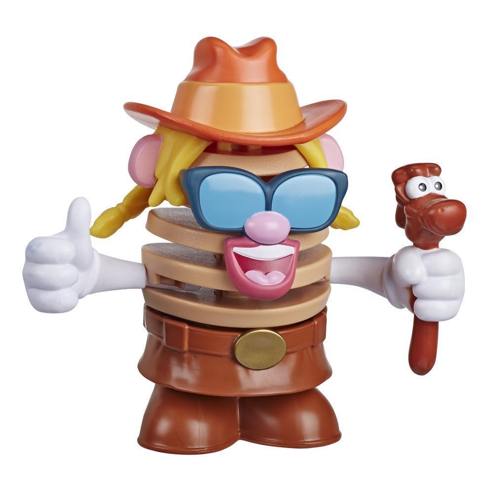 Mr. Potato Head Chips: Elsa Ranchera - Juguete para niños de 3 años en adelante