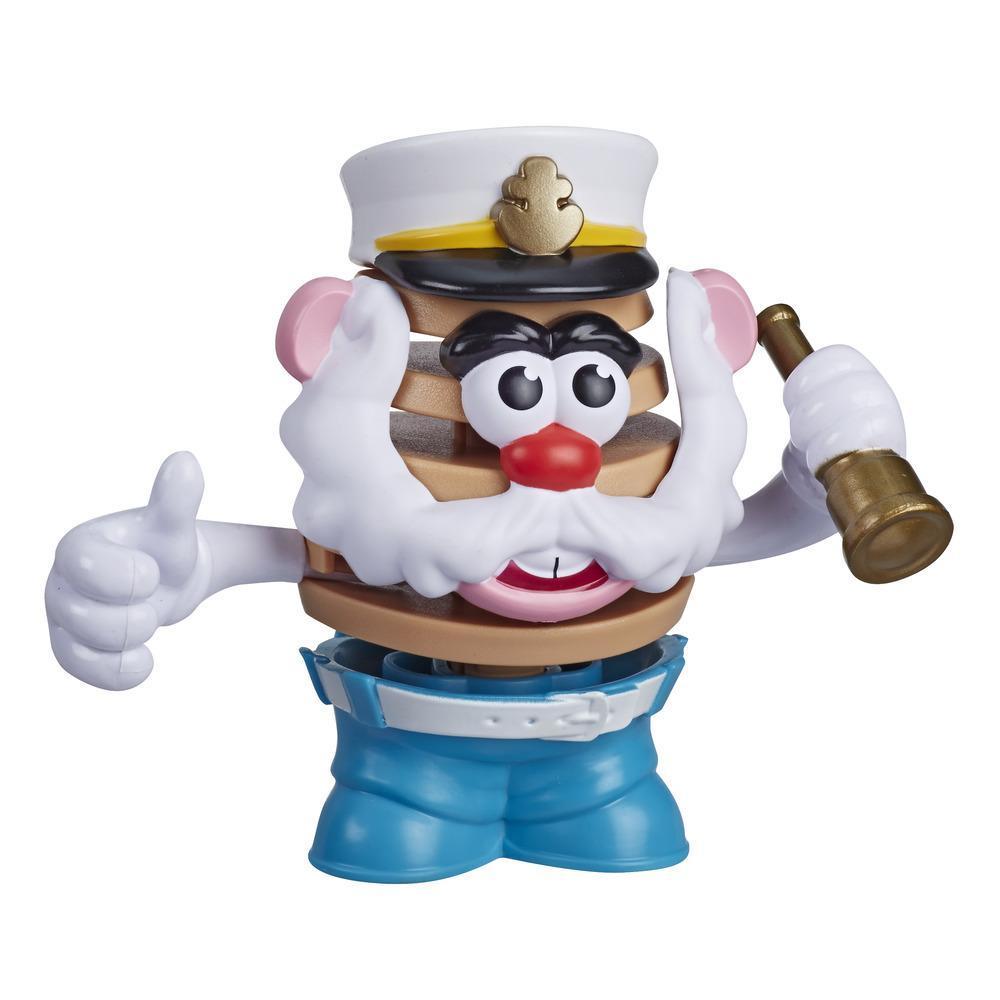 Mr. Potato Head Chips: Marino Sal Tarín - Juguete para niños de 3 años en adelante