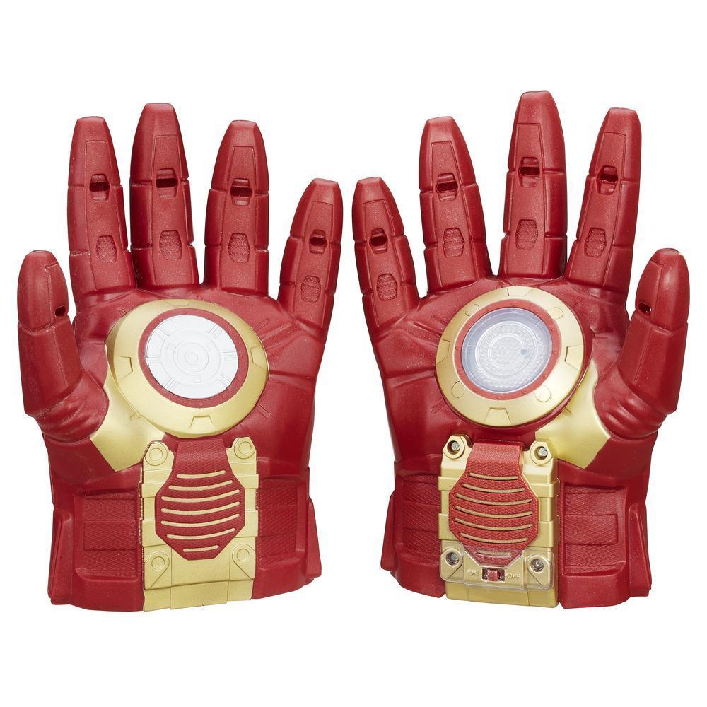 Marvel Captain America Civil War Iron Arc FX Gloves