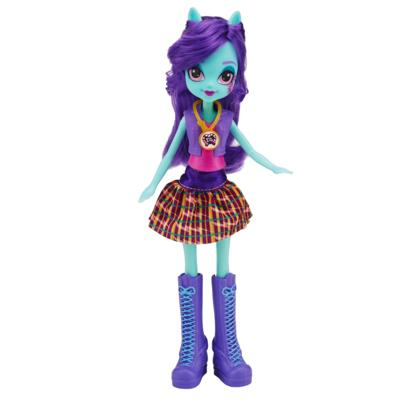 Muñeca My Little Pony Equestria Girls Sunny Flare Friendship Games