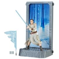 Star Wars The Black Series - Titanium Series Rey (Base Starkiller)