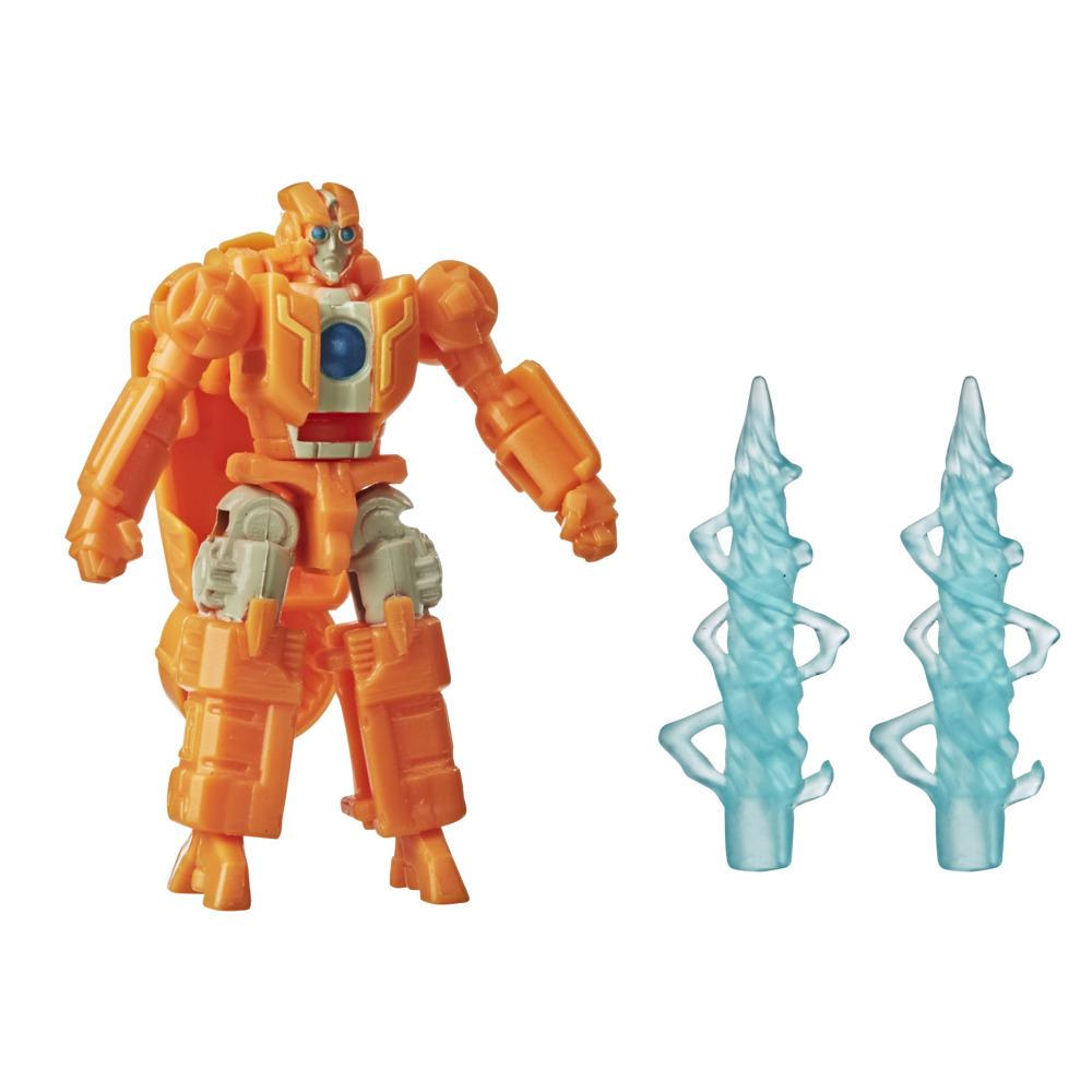 Juguetes Transformers Generations War for Cybertron: Earthrise - Figura Battle Masters WFC-E14 Rung - 3,5 cm - Edad: 8+