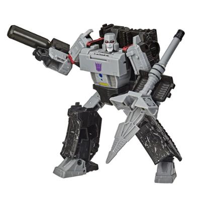 Juguetes Transformers Generations War for Cybertron: Earthrise - Figura WFC-E38 Megatron clase viajero - 17,5 cm Product
