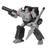 Juguetes Transformers Generations War for Cybertron: Earthrise - Figura WFC-E38 Megatron clase viajero - 17,5 cm