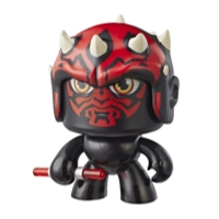 Star Wars Mighty Muggs Darth Maul #19